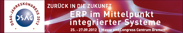 DSAG 2012 Bremen